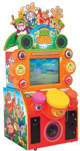 Jungle Drummer the  Arcade Video Game PCB