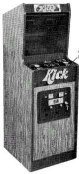 Kick Man [Model 513] the Arcade Video Game