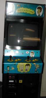 Beavis and Butt-Head the Arcade Video game