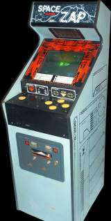Space Zap [Model 908] the Arcade Video Game