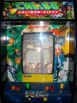 Cal. 50 - Caliber Fifty the  Arcade Video Game