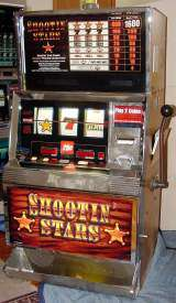 Shootin' Stars the Slot Machine
