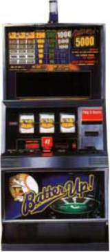 Batter Up! the  Slot Machine