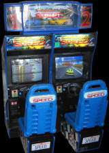 California Speed the  Arcade Video Game PCB