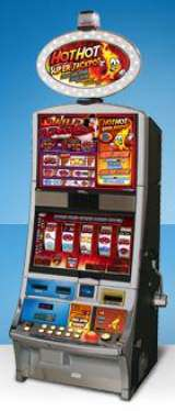 Wild Devils [Hot Hot Super Jackpot] the  Slot Machine
