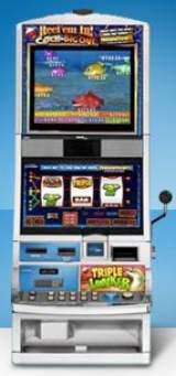Triple Lunker [Reel 'Em In Catch That Big One] the  Slot Machine