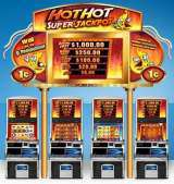 The Eye of Horus [Hot Hot Super Jackpot] the  Slot Machine