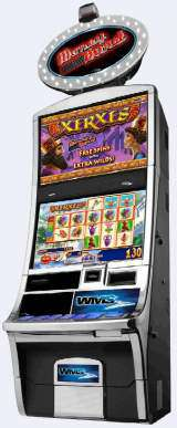 Xerxes [Money Burst] the  Slot Machine