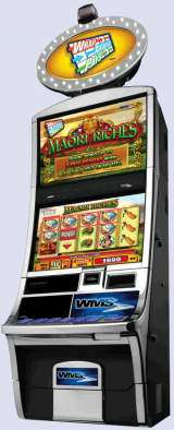 Maori Riches [Wrap Around Pays] the  Slot Machine