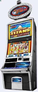 Kingdom of the Titans [Spinning Streak] the Slot Machine
