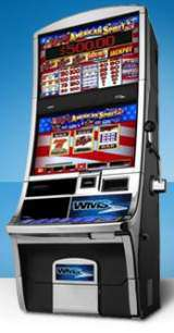 Triple American Spirit the Slot Machine