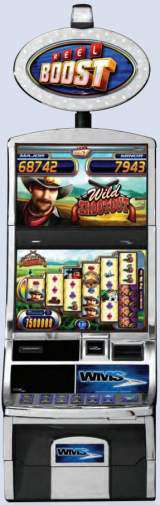 Wild Shootout [Reel Boost] the  Slot Machine