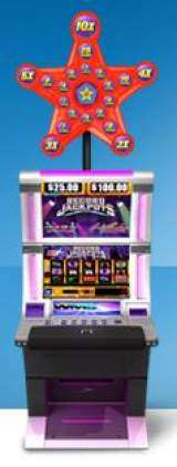 Record Jackpots [Top Star] the  Slot Machine
