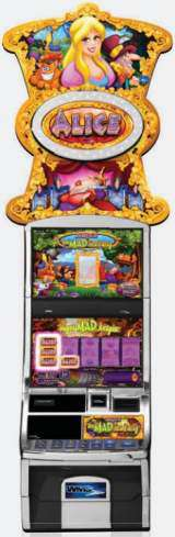 Alice & The Mad Tea Party [Video slot] the  Slot Machine