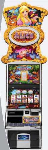 Alice & The Enchanted Mirror [Video slot] the Slot Machine