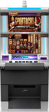 Spartacus - Gladiator of Rome [Colossal Reels] Slot Machine