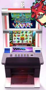 Invaders! Planet Moolah [Cascading Reels] [5X4 Invaders!] the Slot Machine