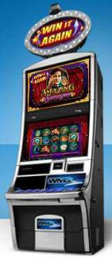 Amazing Escape [Win It Again] the Slot Machine
