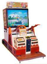 Magical Truck Adventure the  Arcade Video Game PCB