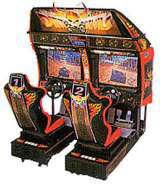 Dirt Devils the Arcade Video Game PCB