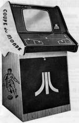 Coupe du Monde [Upright model] the  Arcade Video Game