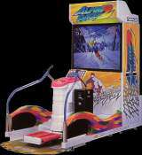 Alpine Racer 2 the Arcade Video Game