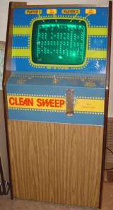 Cleansweep the  Arcade Video Game PCB