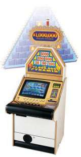 The $1,000,000 Pyramid the  Slot Machine