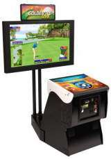 Golden Tee Live 2012 the Arcade Video game