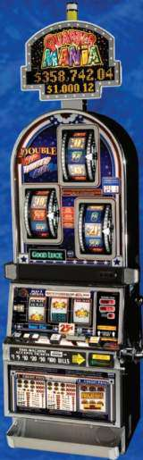 Double Red White & Blue - Quarter Mania the Slot Machine