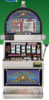 Triple Double Dollars [5-Reel] the Slot Machine