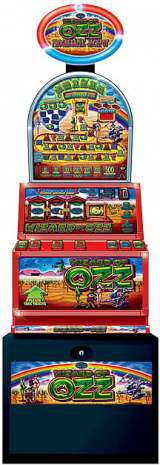 Wizard of Ozz the  Fruit Machine