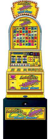 Adders & Ladders - Ticket Payout the Redemption game