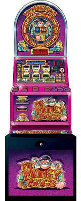 Mr. Money Bags the  Fruit Machine