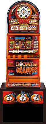 Clockwork Oranges Club the Fruit Machine