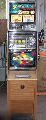 Scatterbrain the  Slot Machine
