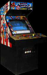 Captain America and the Avengers the  Arcade Video Game PCB