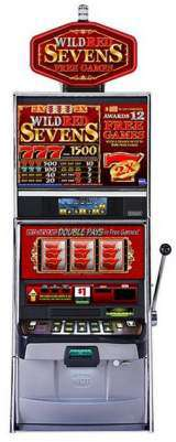 Wild Red Sevens the  Slot Machine