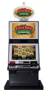 The Little Shop of Horrors the  Slot Machine
