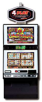 Lucky Larry's Lobstermania MultiPlay the Slot Machine