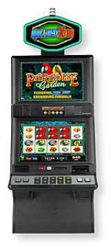 Paradise Garden the  Slot Machine