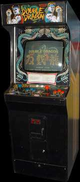 Double Dragon the  Arcade Video Game