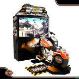 Harley-Davidson Motor Cycles - King of the Road the Arcade Video Game PCB