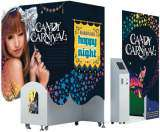 Candy Carnival the Coin-op Photo Booth