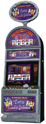Fortune Time - Twin Lady Jokers the  Slot Machine