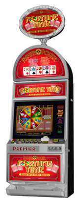 Fortune Time - Four of a Kind Bonus the  Slot Machine