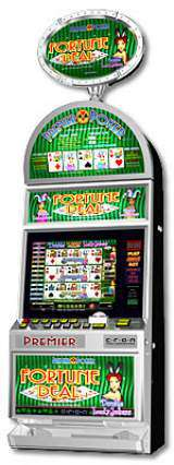 Triple Hand Fortune Deal - Double Lady Jokers the  Slot Machine