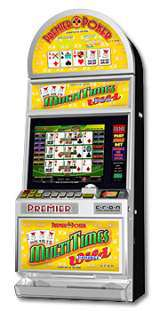 Triple Hand - MultiTimes Double Wild the  Slot Machine