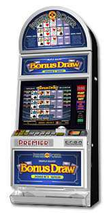 Triple Hand Bonus Draw - Joker's Wild the  Slot Machine