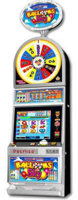 Royal Wheel - Balloons in the Sky the Slot Machine